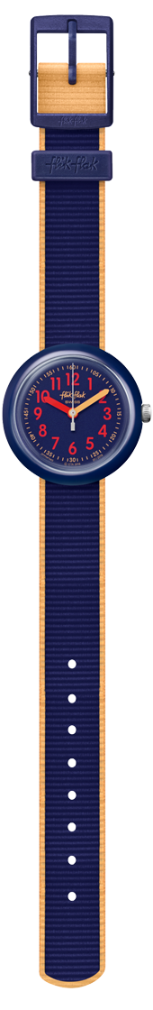 Swatch Flik Flak - Color Blast Blue