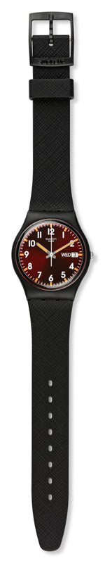 Swatch Watch - Sir Red