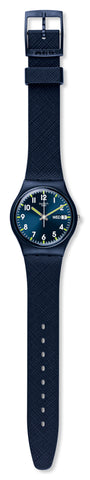 Swatch Watch - Sir Blue