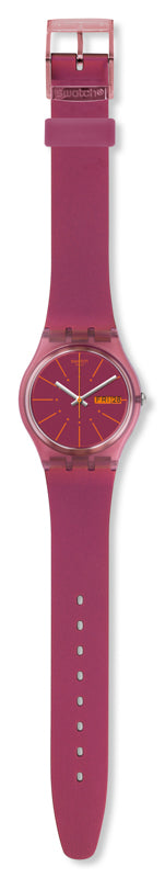 Swatch Watch - Sneaky Peaky
