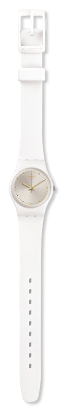 Swatch Watch - White Mouse