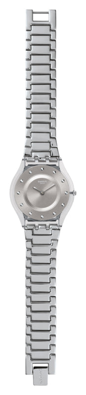 Swatch Watch Skin - Silver Drawer