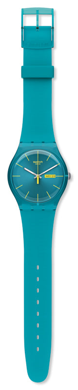 Swatch Watch - Turquoise Rebel