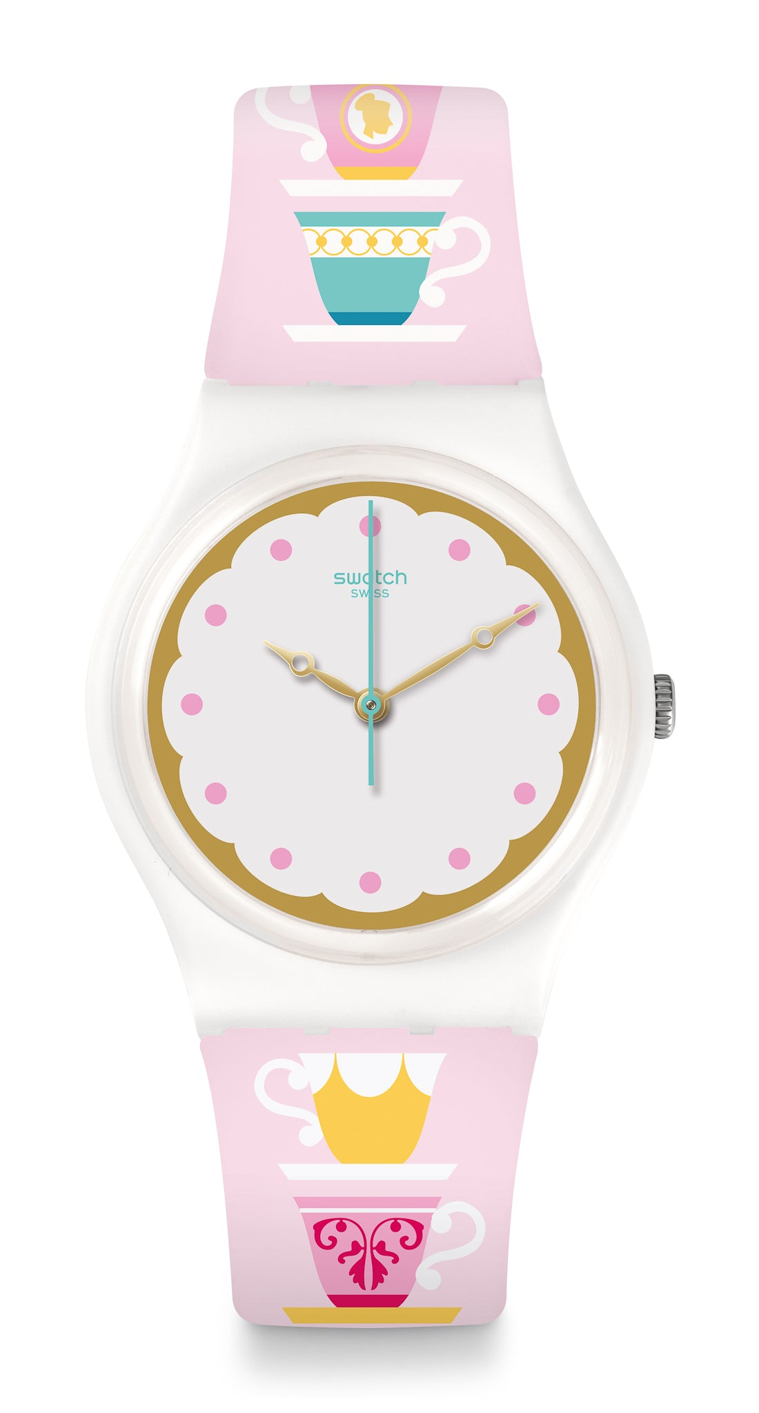 Swatch Watch Original - HIGH TEA
