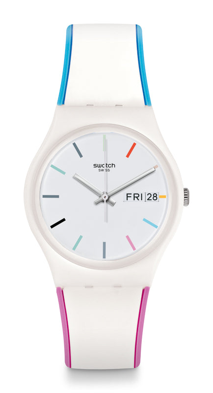 Swatch Watch - Edgyline
