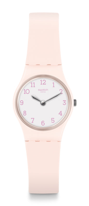 Swatch Watch - Pinkbelle