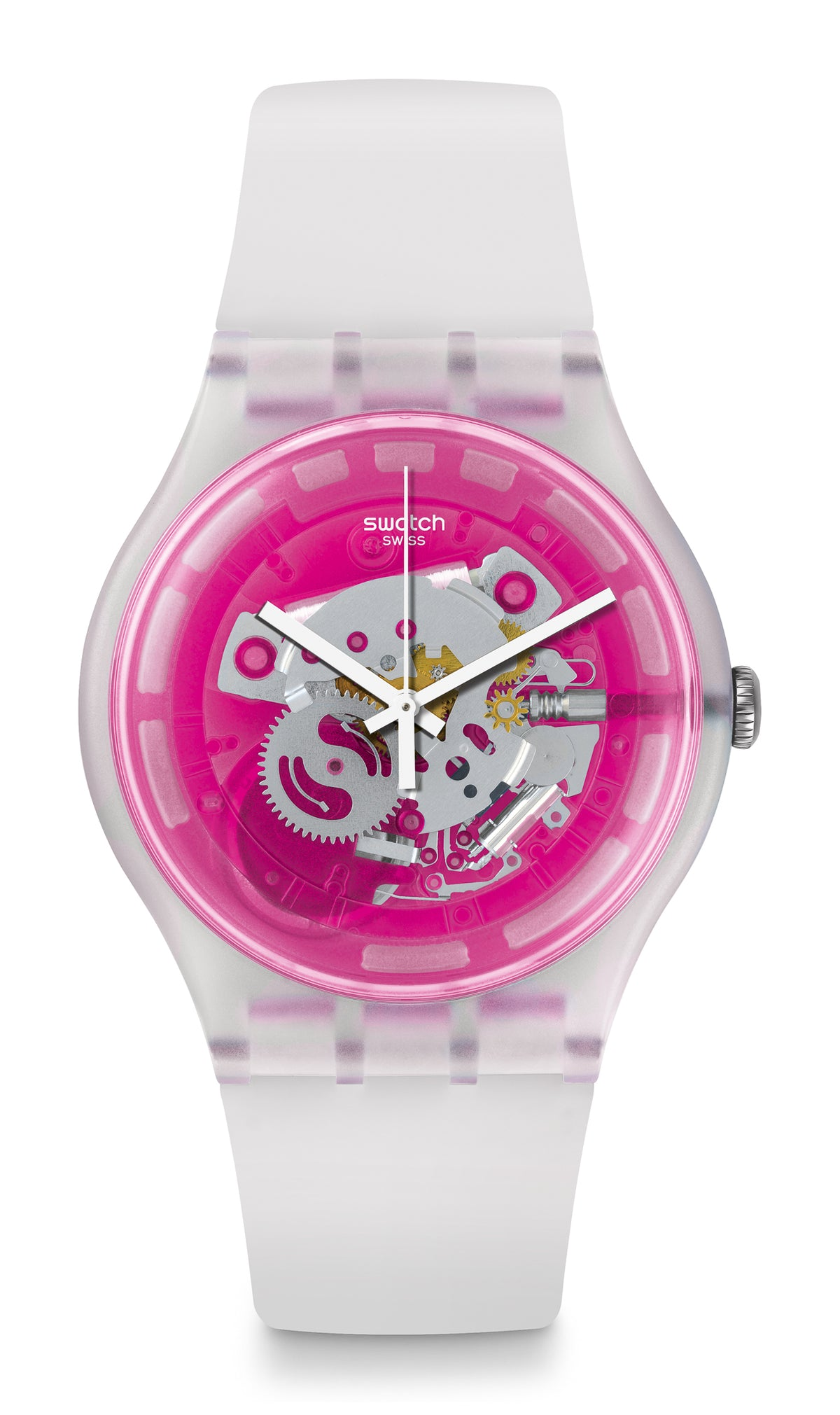 Swatch Watch New Gent - PINKMAZING
