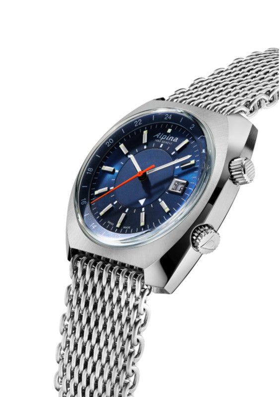 Alpina - Startimer Heritage GMT Automatic