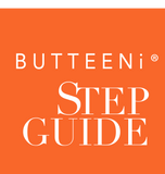 BUTTEENi step guide