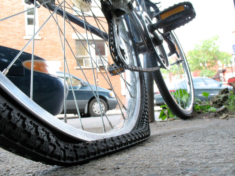 Every Cyclist Should Know About Flat Tyres