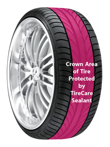 TireCare Sealant | Permanent Puncture Solution