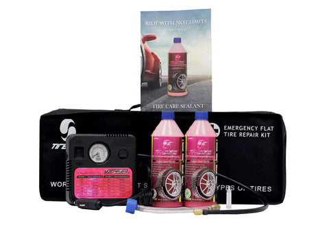 Tire Sealant: TireCare Revival Kit