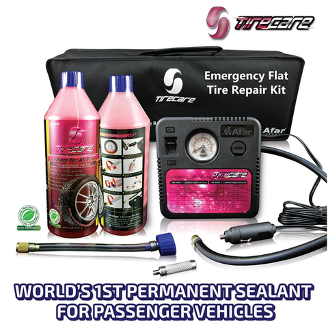 TireCare Revival Kit - Tyre Sealant