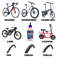 TireCare Endurance Bicycle Sealant w Installation - TireCare Singapore Pte. Ltd.