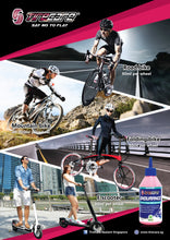 TireCare Endurance Bicycle Sealant w Installation