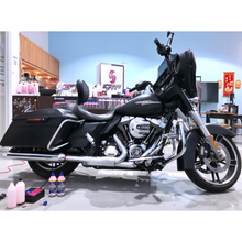 TireCare Singapore - Harley Davidson Installed With Pro Racing Motorbike Sealant