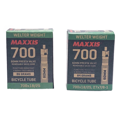 TireCare 700c Maxxis Tubes with sealant - TireCare Singapore Pte. Ltd.