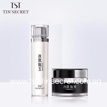 TST Tin Secret SG Exquisitely Tender Moisturizer + Luxury Anti-aging Active Cream Combi Set