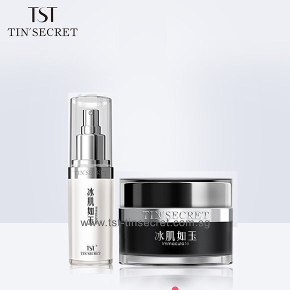 Edelweiss Eye Cream + Luxury Anti-aging Active Cream Combi