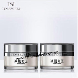 Twin Repairing Bright Facial Cream Combi