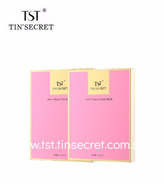 Yeast Gold Collagen Mask Twin Combi