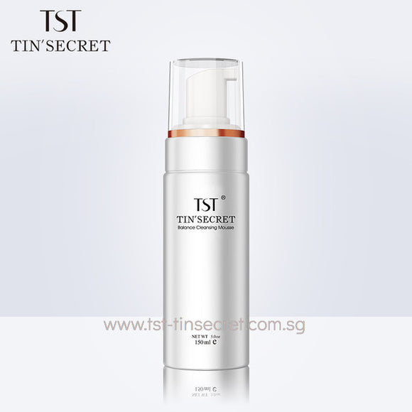 TST Tin Secret Balance Cleansing Mousse