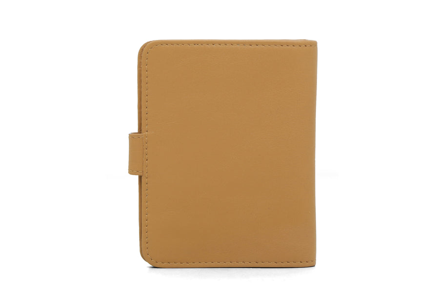 Boston -Travel Wallet Camel
