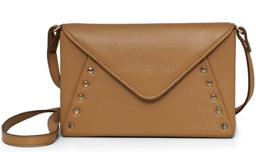 Envelope Clutch-Camel