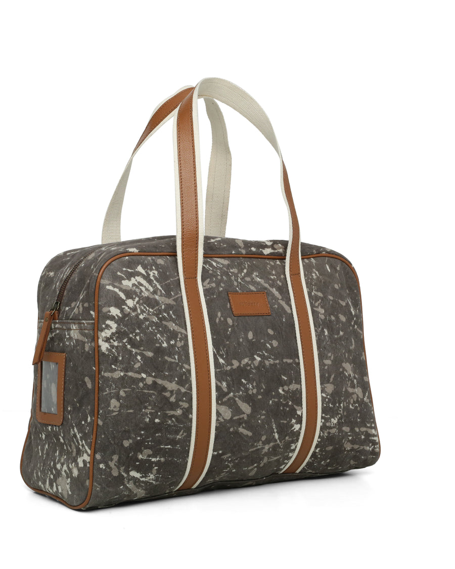 New Port Weekender- Grey