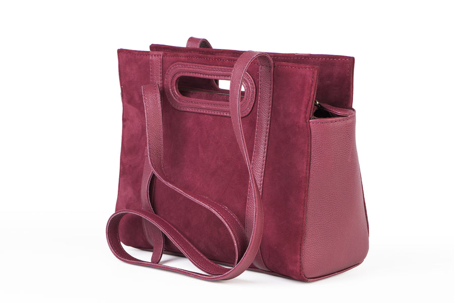 Shoulder sling: Maroon