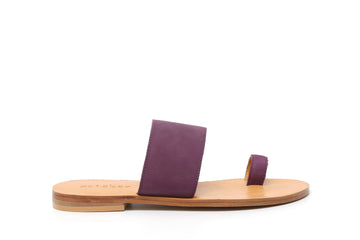 Vanshika Slippers- Purple