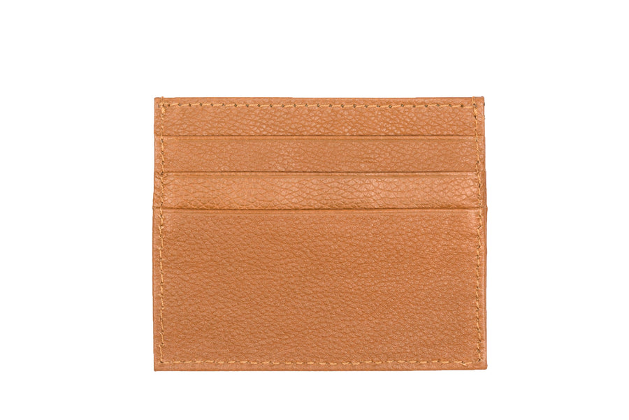 Credit Card Holder- Tan