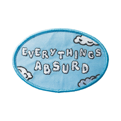 Everything's Absurd Embroidered Patch
