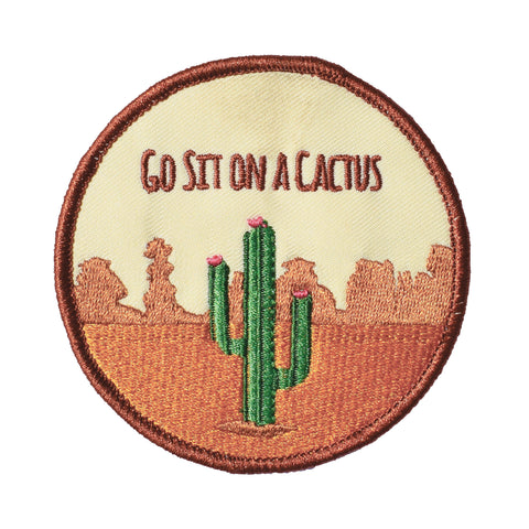 Go Sit On A Cactus - Retrograde Supply Co