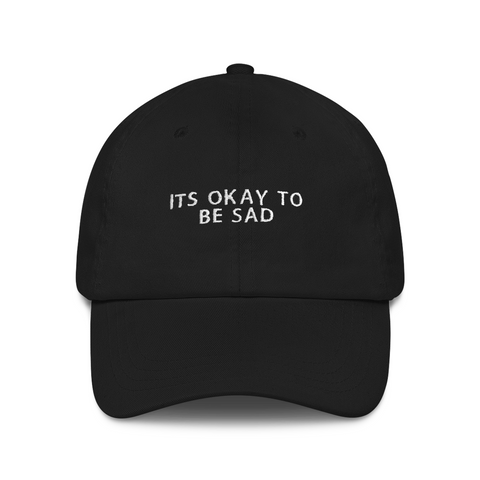 It's Okay to be Sad Cap - Retrograde Supply Co