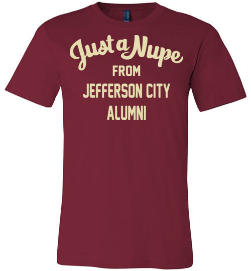 Jefferson City Alumni Short Sleeve