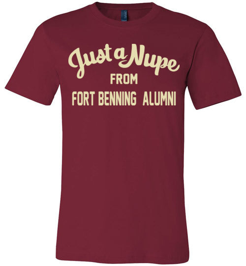 Fort Benning Alumni Short Sleeve