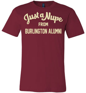 Burlington Alumni Short Sleeve