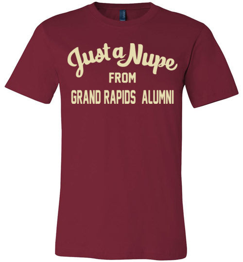 Grand Rapids Alumni Short Sleeve