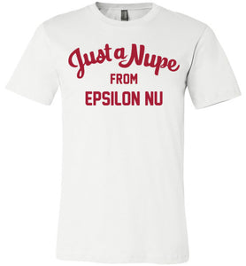 Epsilon Nu Short Sleeve (C)