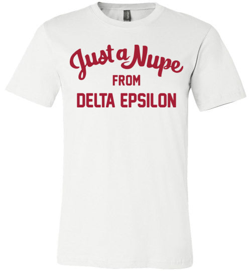 Delta Epsilon Short Sleeve (C)