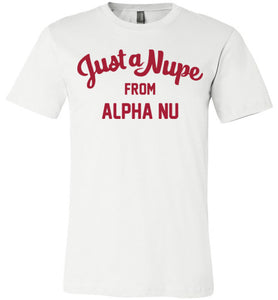 Alpha Nu Short Sleeve (C)
