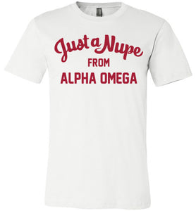 Alpha Omega Short Sleeve (C)
