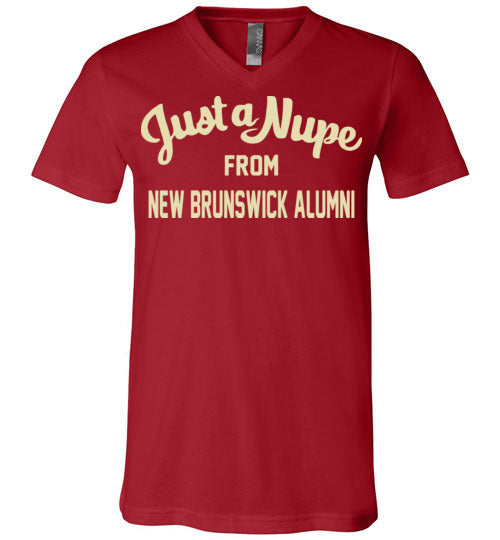 New Brunswick Alumni V-Neck