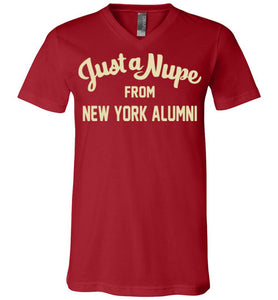 New York Alumni V-Neck