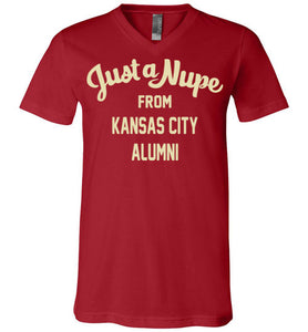 Kansas City Alumni V-Neck