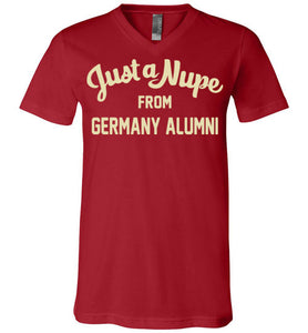 Germany Alumni V-Neck