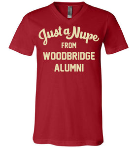 Woodbridge Alumni V-Neck