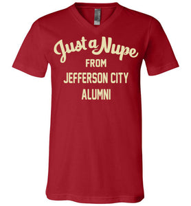 Jefferson City Alumni V-Neck
