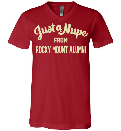 Rocky Mount Alumni V-Neck